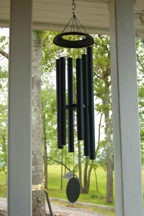 Image 0 of Beautiful Corinthian Bells Wind Chimes 55
