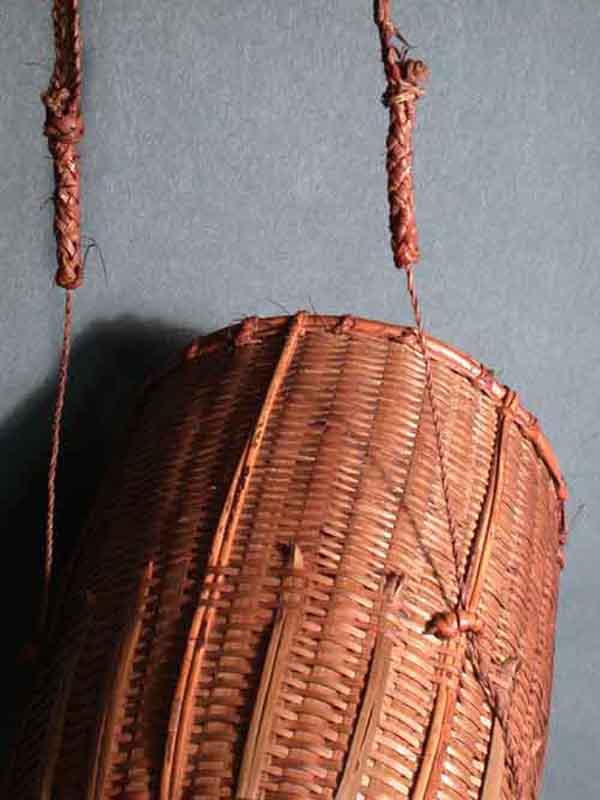 Karen Native American Indian Woven Basket